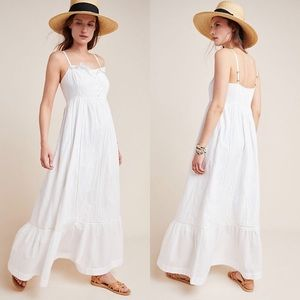 Anthropologie Maeve Arcadia Maxi Dress